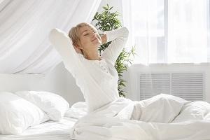 کاهش افسردگی با زود بیدار شدن