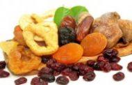 فواید مصرف میوههای خشک در کودکان