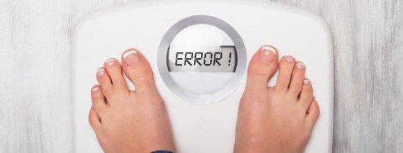 اگر نمیتوانید وزن کم کنید