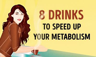 8 نوشیدنی مفید برای افزایش متابولیسم بدن