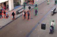 رعایت فاصلهگذاری اجتماعی با کمک هوش مصنوعی