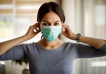 چه زمانی باید ماسک بزنیم؟